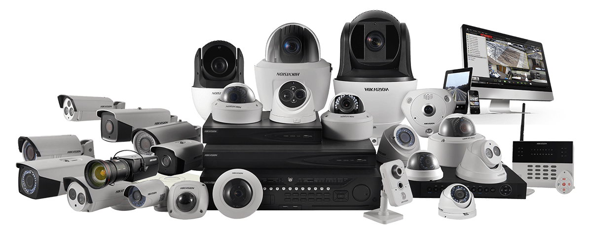 SysControl Secure premium security brand cameras