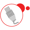 It Infrastructure Network Cabling Icon