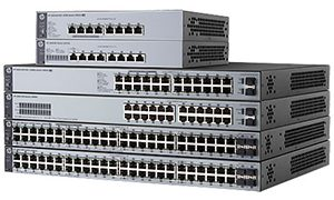 Syscontrol Secure IT Services - Network Switches